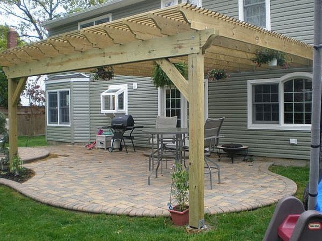 Nice How To Build Covered Patio
