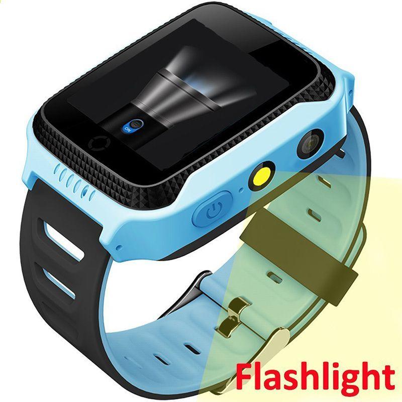 SOGRACE G21 Smart Watch Дитячий годинник з GPS Водонепроникний GSM Tracker  Anti-Lost Child Children 1191a82d5ca51