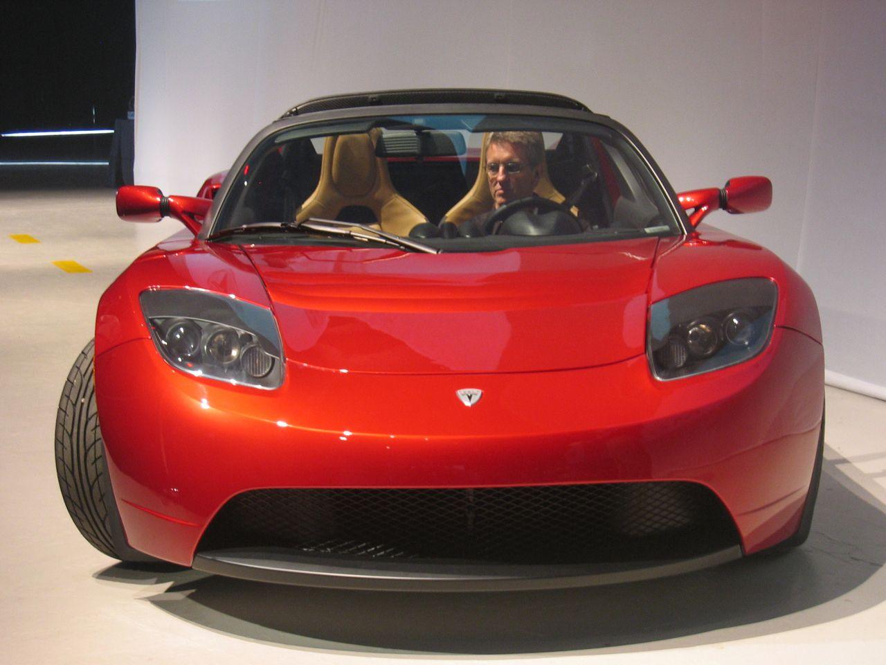 EV evolution Tesla roadster, Tesla car, Electric sports car