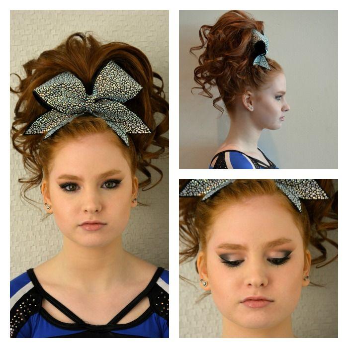 star cheer makeup