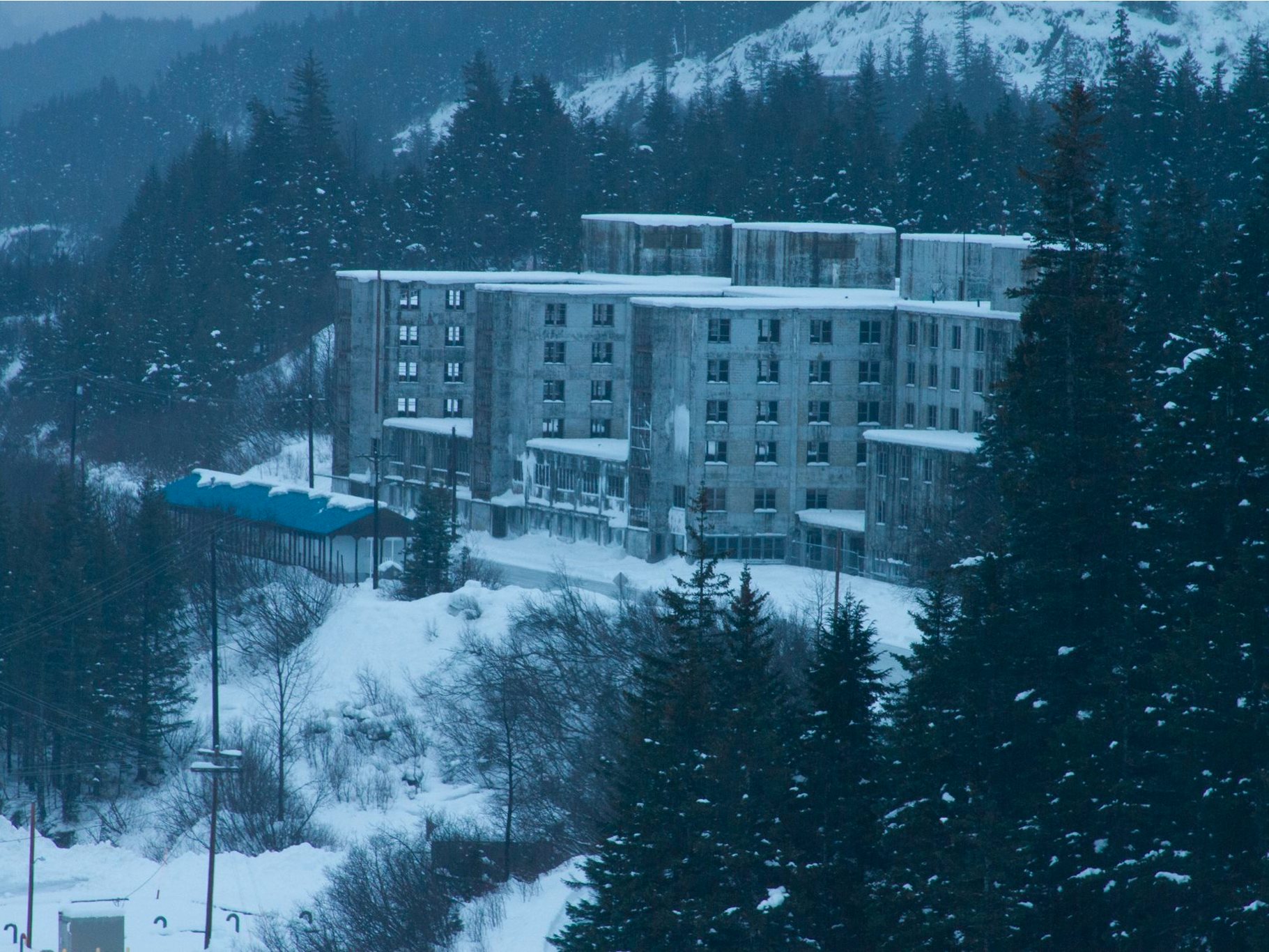 Here S What It S Like To Visit Whittier Alaska The Town Under One Roof Whittier Alaska Alaska What Is Like