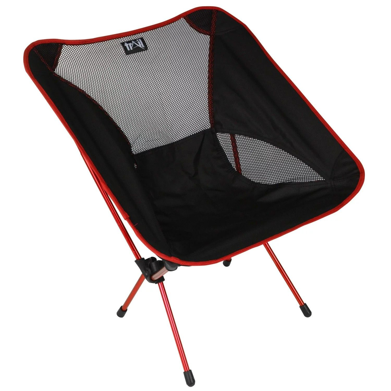 fce6f553a75 Trail s lightest camping chair weighs 1kg to take on any adventure. Easy to  set up – elasticated poles click into place. Durable aluminium frame with  ...