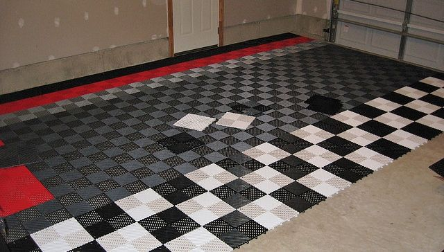 Tips to prepare your garage floor for interlocking tiles concrete tips to prepare your garage floor for interlocking tiles all garage floors tyukafo