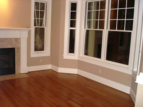 Picking The Baseboard Styles Moldings For Home Interiors