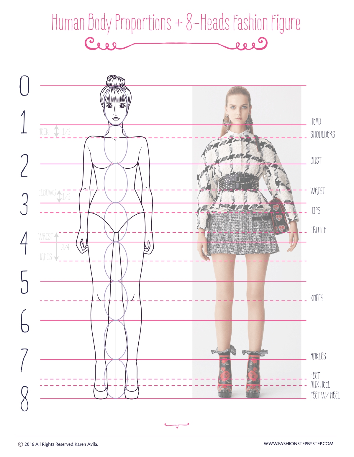 Types Of Fashion Figures Fashion Step By Step Fashion Figures Become A Fashion Designer Fashion Illustration
