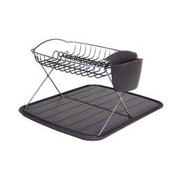 Target Dish Drying Rack Amazon Michael Graves For Target Dish Drainer Set Charcoal