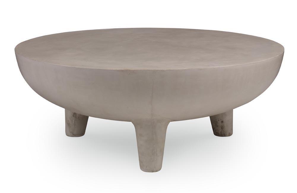 Barton coffee table mr brown london concrete coffee