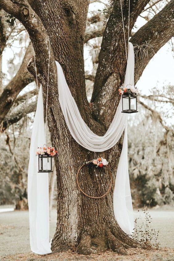 8 Tipps zum Werfen Sie die besten Hinterhof Hochzeit überhaupt