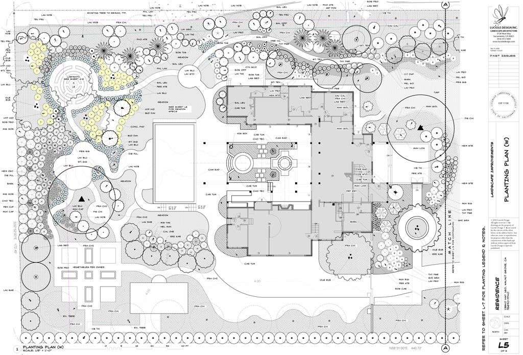 Ghm 2 Jpg 1024 695 Planting Plan Landscape Projects Landscape Plans