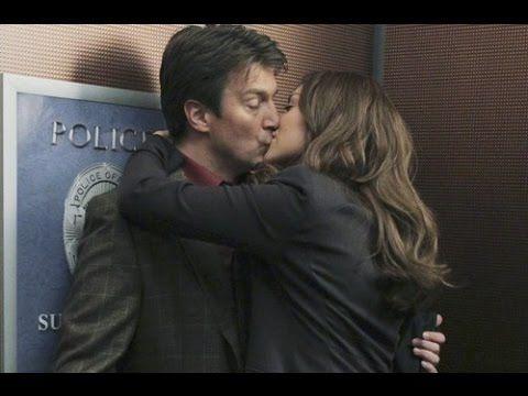 Stana katic kissing nathan fillion dating
