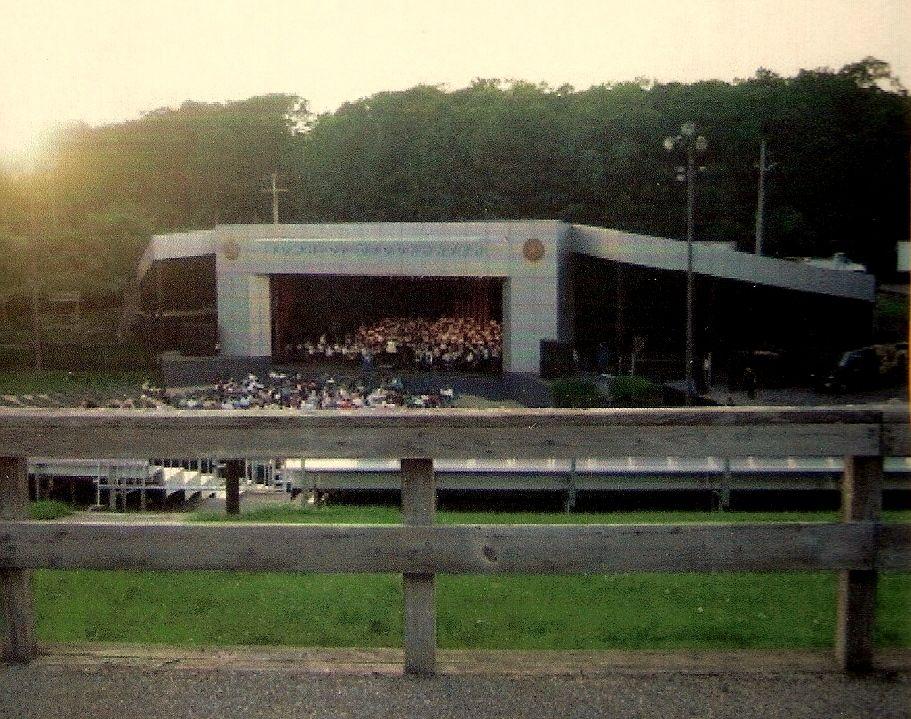 Brookhaven Amphitheater Bald Hill Long Island Choral Concert Amphitheater Island Long Island