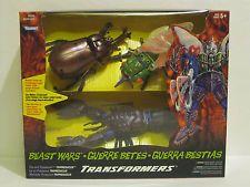 Brand New MIB 1997 Transformers Beast Wars Tripredacus Predacon Battle Master
