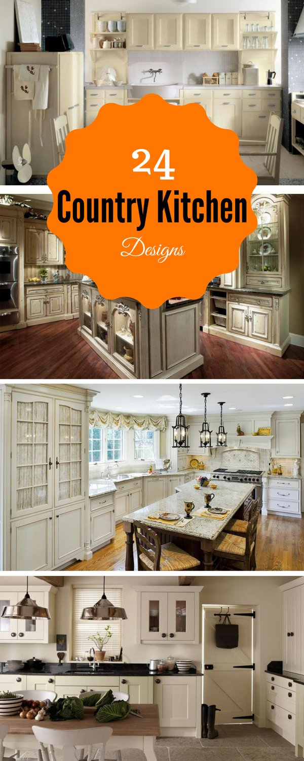 Country Kitchen Designs Photo Gallery Great Gallery Of Country Kitchen Designs And Ideas My Interior