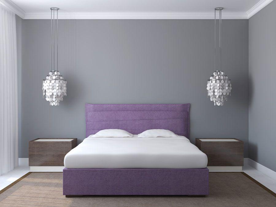 Esempi di arredo feng shui per la camera da letto ložnice