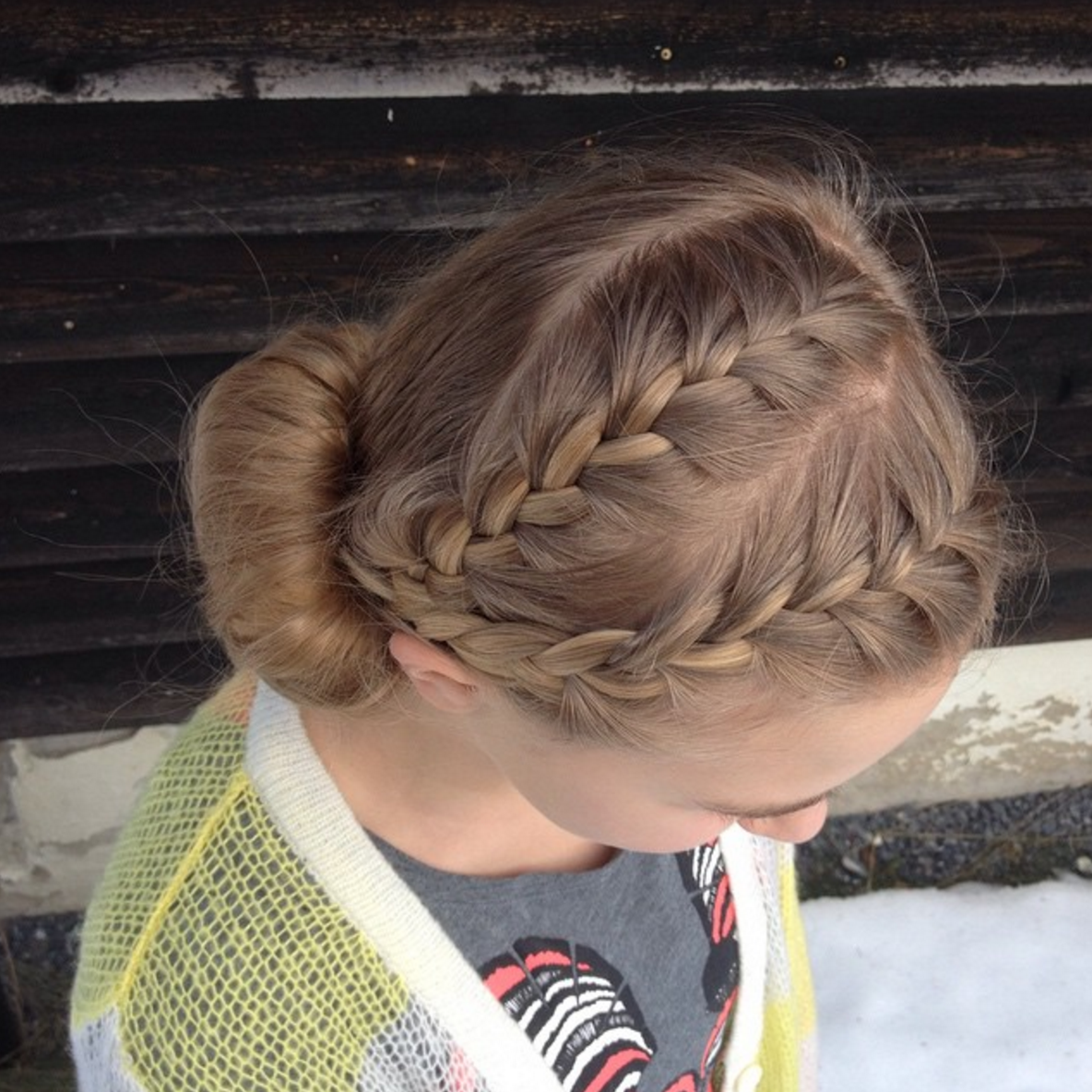12 Pretty Easy School Hairstyles For Girls The Organised