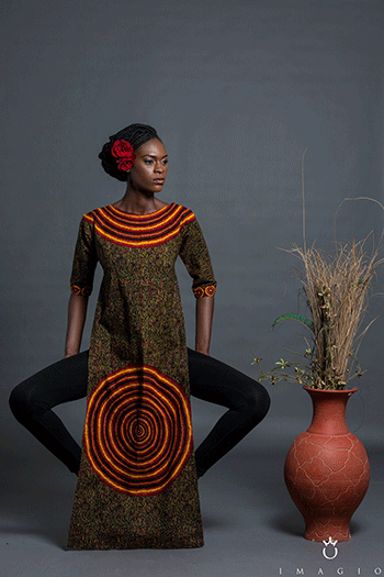 Nigeria's Belois Couture Unveils 5-Piece Resort 2015 Collection! | FashionGHANA.com: 100% African Fashion