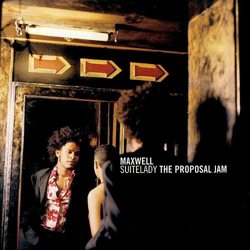 Proposal Ideas For The Music Lovers: Maxwell Had The Best Single Covers Back In The Day