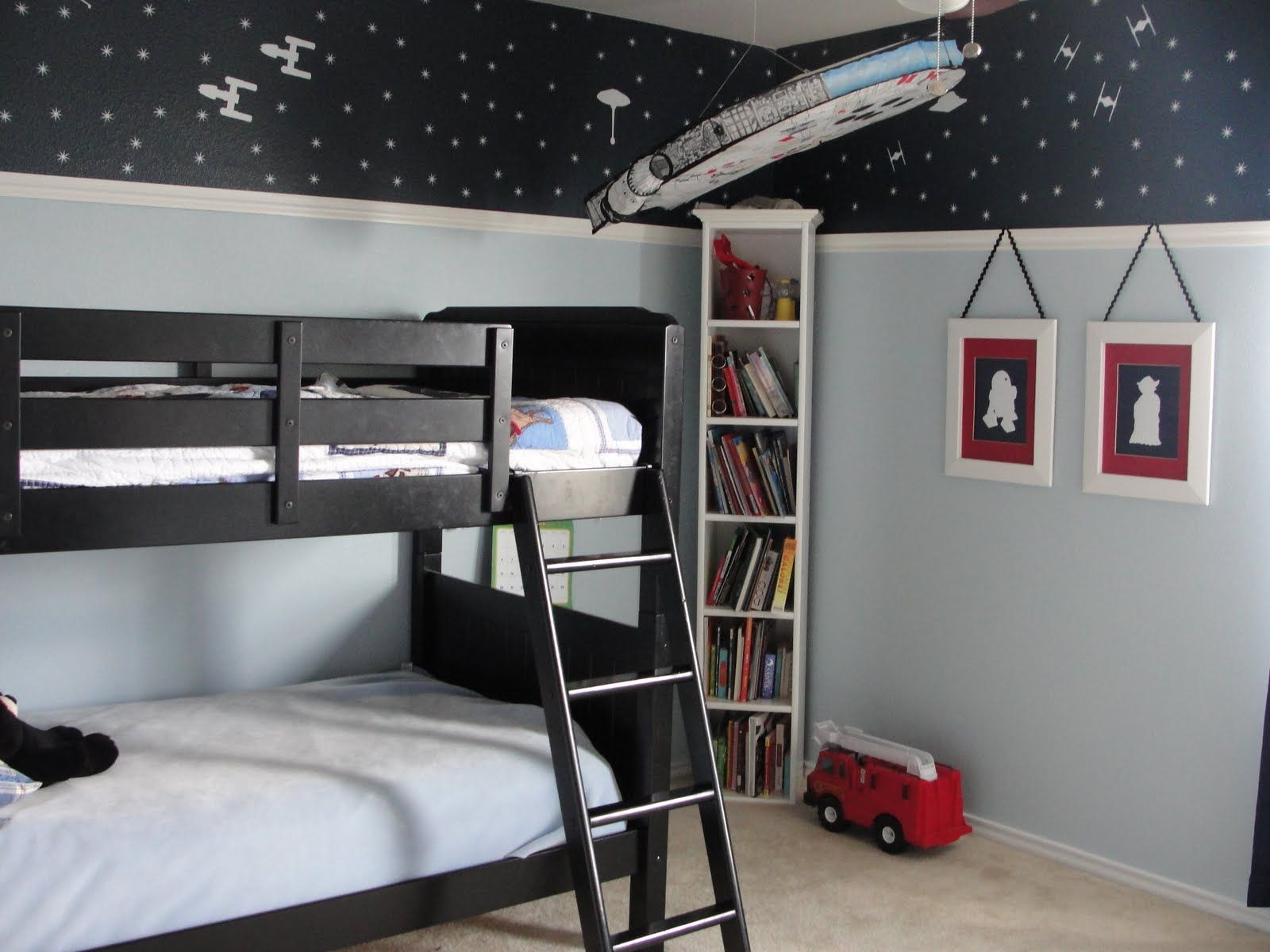 Deco Chambre Star Wars 45 best star wars room ideas for 2016 | space themed bedroom