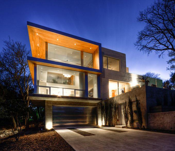 modern architecture designs3 30 Best Modern House Architecture ...