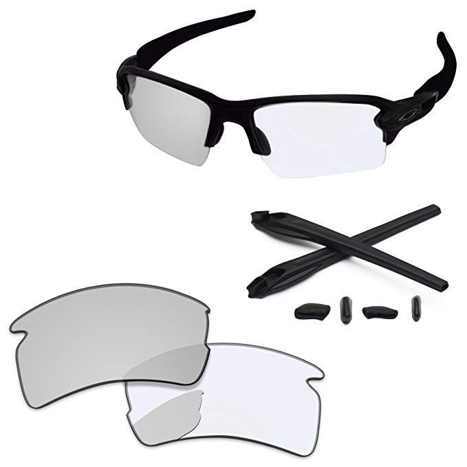 8dd289a7894 PapaViva Replacement Lenses   Rubber Kits for Oakley Flak 2.0 XL Review