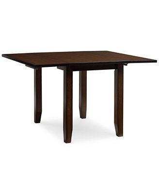 Branton Rectangular Drop Leaf Table Rectangle Furniture