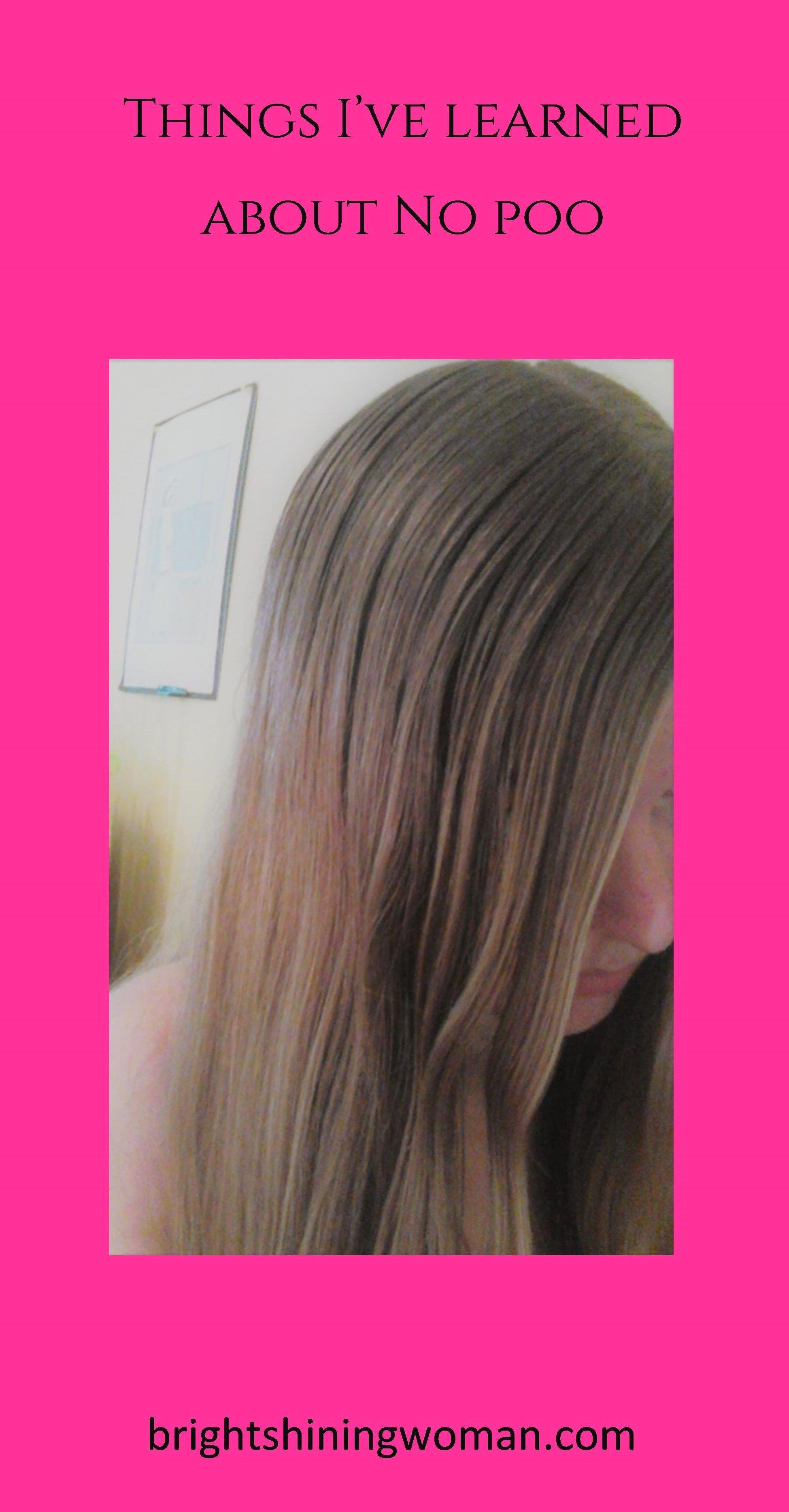 Alternative hair coloring methods 100