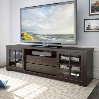 Costco: Ventura 71 In. Television Stand Tv Cabinet Design, Cabinet Styles,
