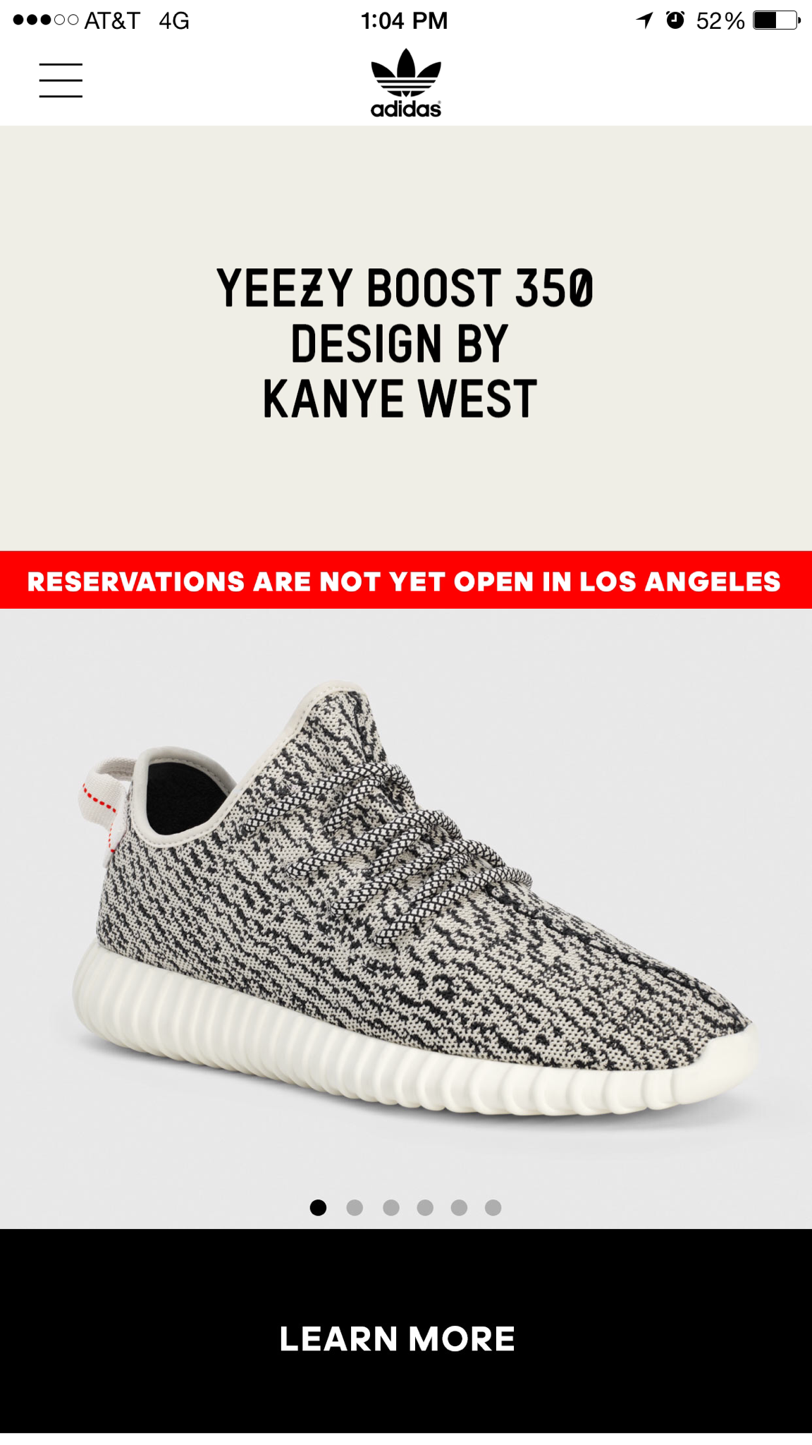 adidas Originals has just revealed the release info for the Yeezy Boosts on the adidas Confirmed App. The adidas Yeezy 350 Boost will be available for ...