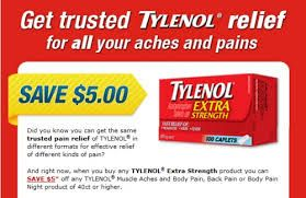 tylenol discount coupon