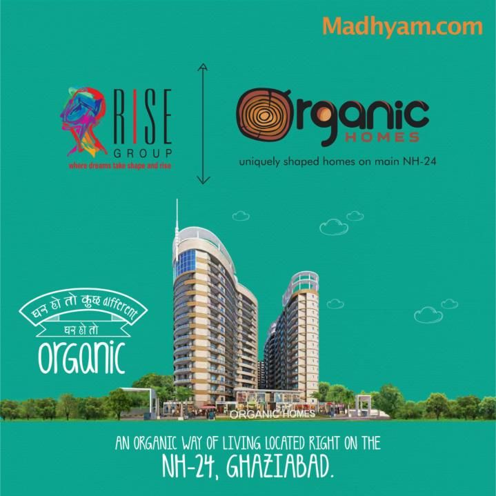 More Apartments Under Construction In Warner Center: Rise Organic Homes Ghaziabad
