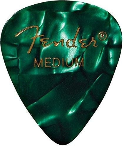 Classic Guitar Pick Music Waves 351 Classic Celluloid Guitar Picks 12 Pack