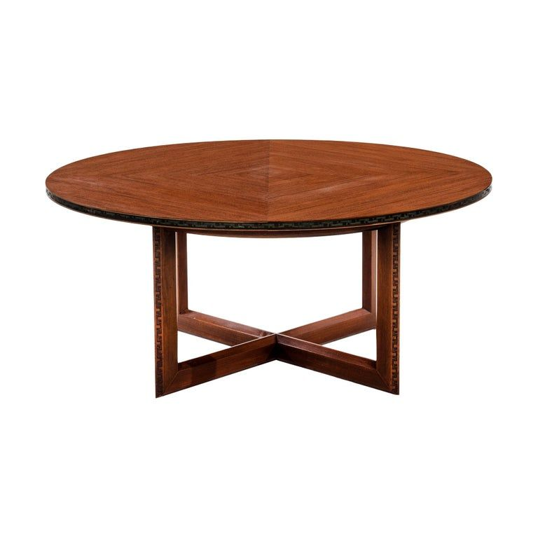 Frank Lloyd Wright Dining Room Table Dining Table Taliesin Low