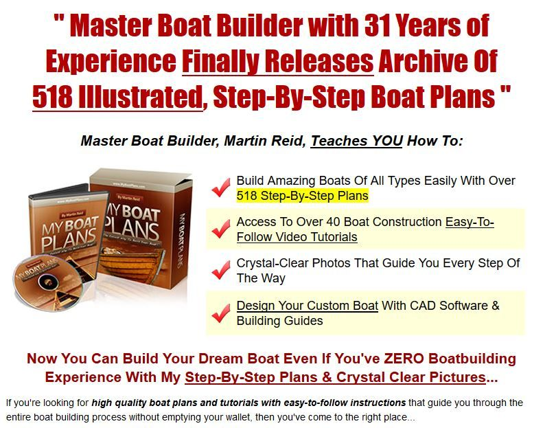 Boat Plans – What You Must Know Before Choosing One