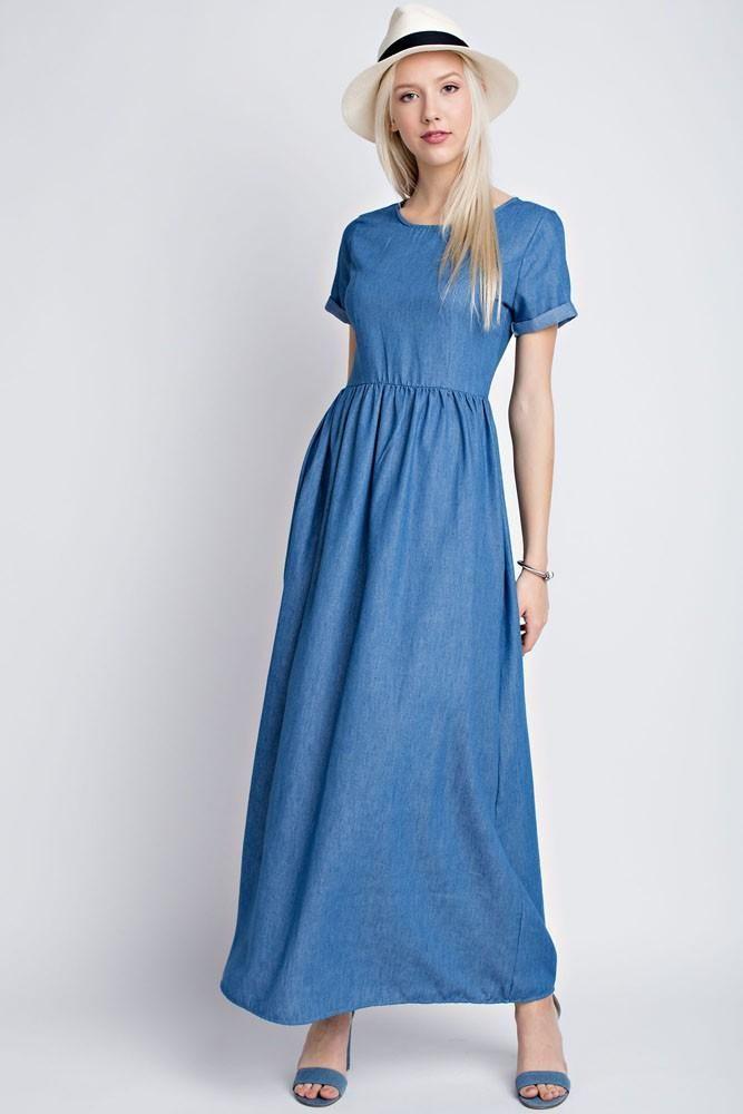 8cdb4297d64 The Audrey Jean Maxi Dress
