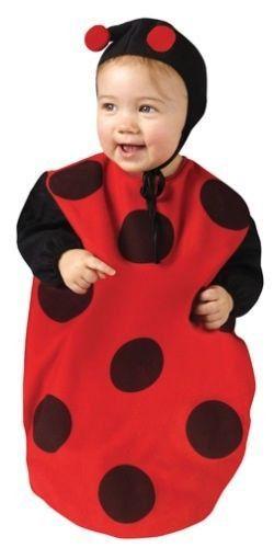 Ladybug Bunting Infant Baby Costume 25\ - halloween costume ideas for infants
