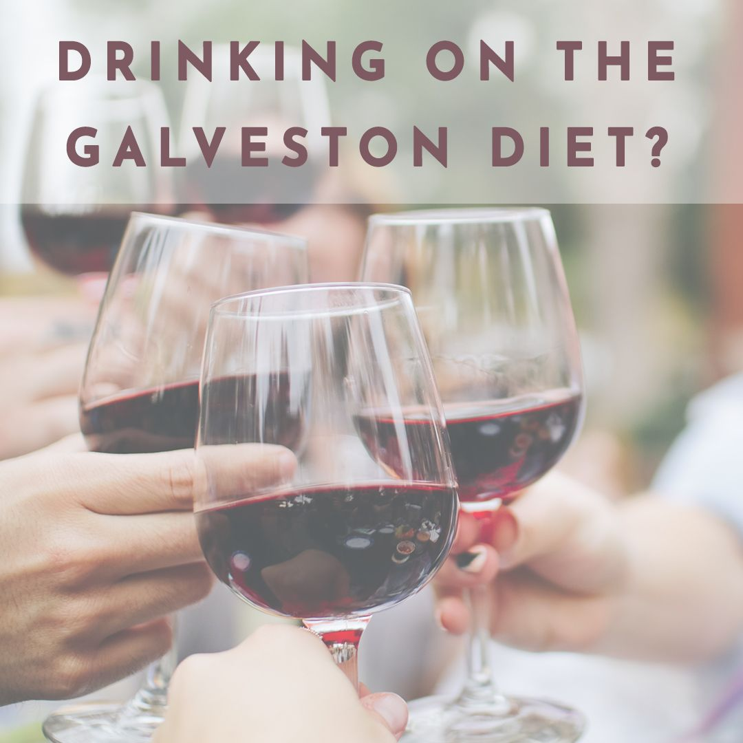 is wine ok to drink on a diet