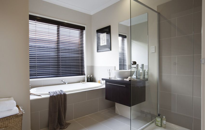 Bathroom Tiles Colour Schemes