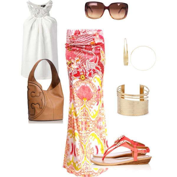 """Tequila Sunrise"" by sweetangel-1 on Polyvore"