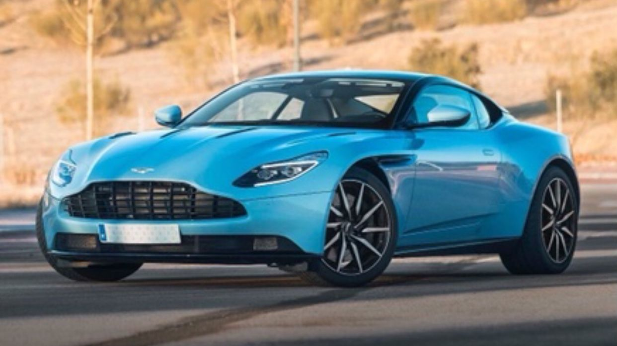 aston martin db11 v12 frosted glass blue | aston martin | pinterest