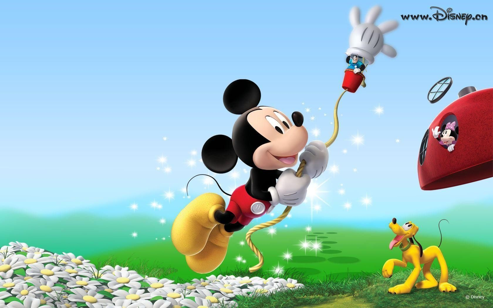 Mickey Mouse Club House Wallpapers Hd Download Mickey Mouse Cartoon Mickey Mouse Wallpaper Mickey Mouse Pictures