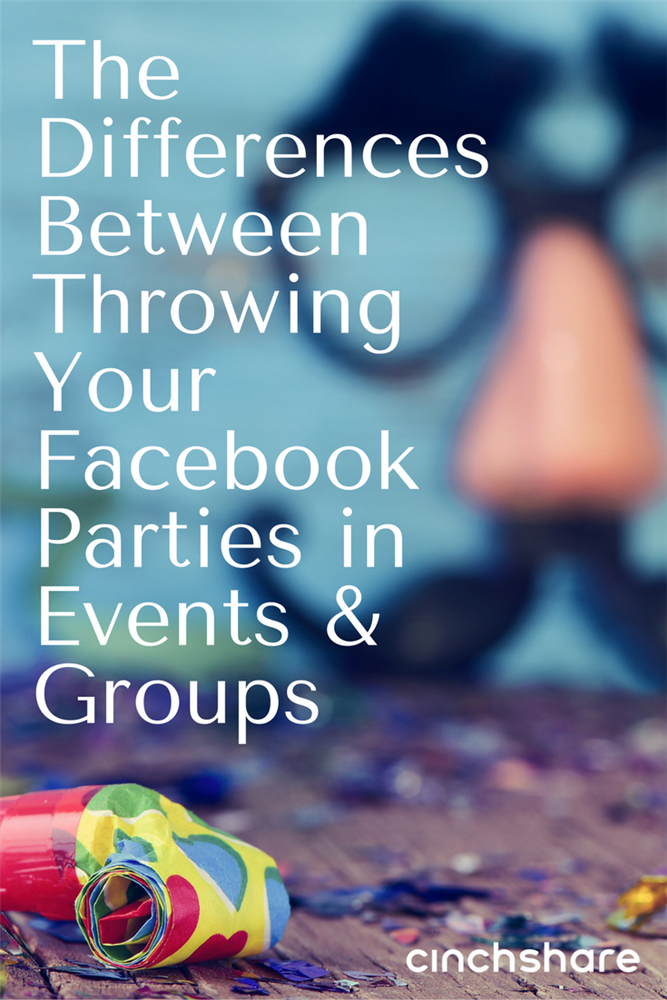 Confused About Where To Throw Your Facebook Parties These