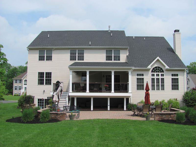 Covered Deck Designs & Roofed Decks by Amazing Decks