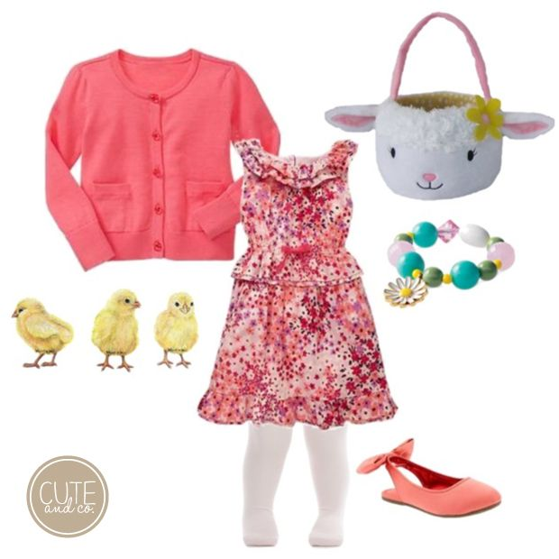 What to Wear for Easter – Little Girl Style | Cute & Co. | All ...