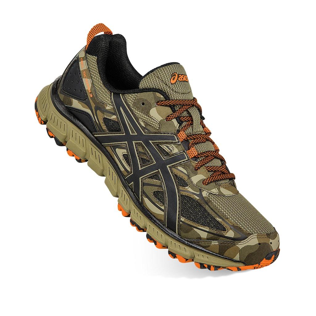 ASICS GEL Scram 3 Men's Trail Running Shoes | Mens trail running ...
