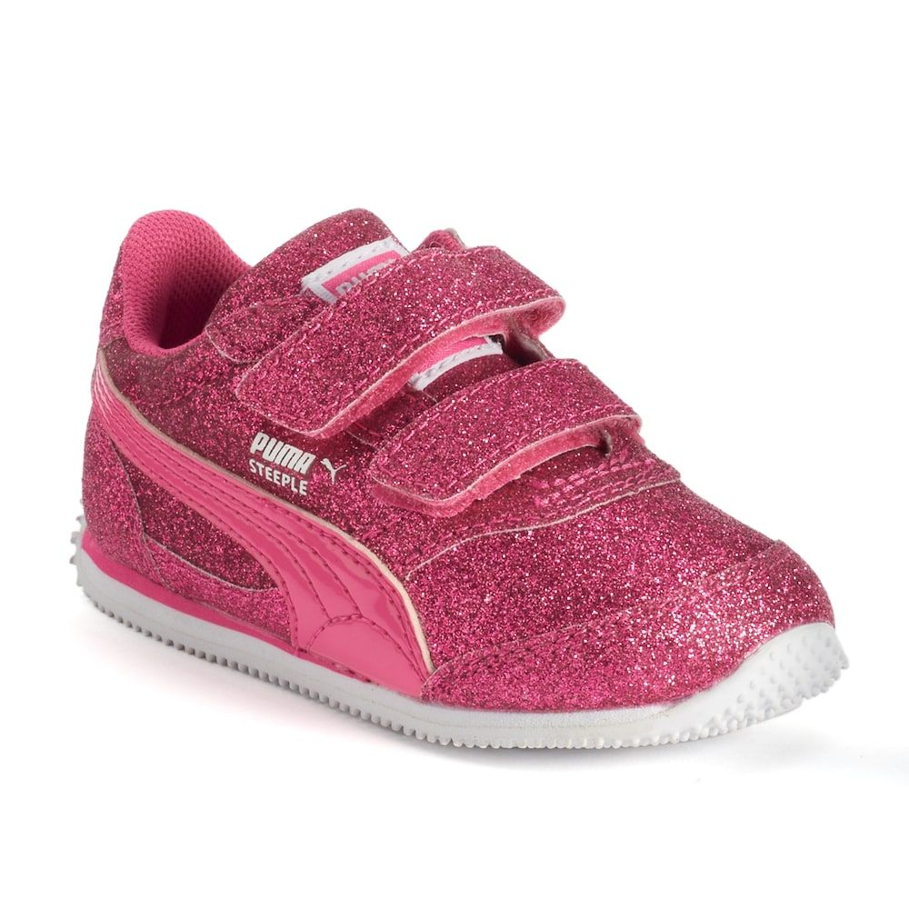 97af8ef9f59 PUMA Steeple Glitz Glam V Toddler Girls  Shoes