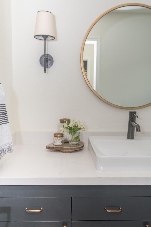 BeforeandAfter Bathroom Remodels On A Budget Hgtv Kitchens And - $5000 bathroom remodel