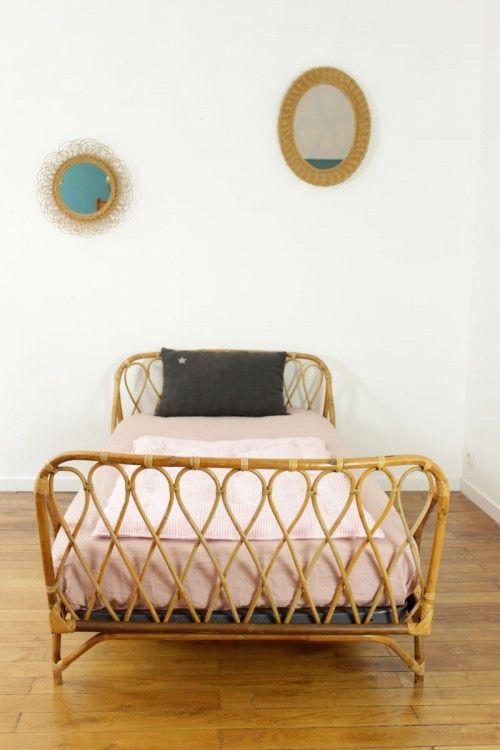 Lit Rotin Fresh And Vintage Lyon Home Decor Love Seat Decor
