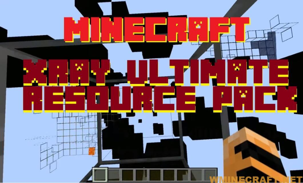 Xray Ultimate Resource Pack 1 16 2 1 15 2 1 12 2 Wminecraft Net X Ray Iron Man Wallpaper Resources