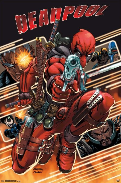 Deadpool (2015 - Present) | Comic Books | Comics | Marvel.com