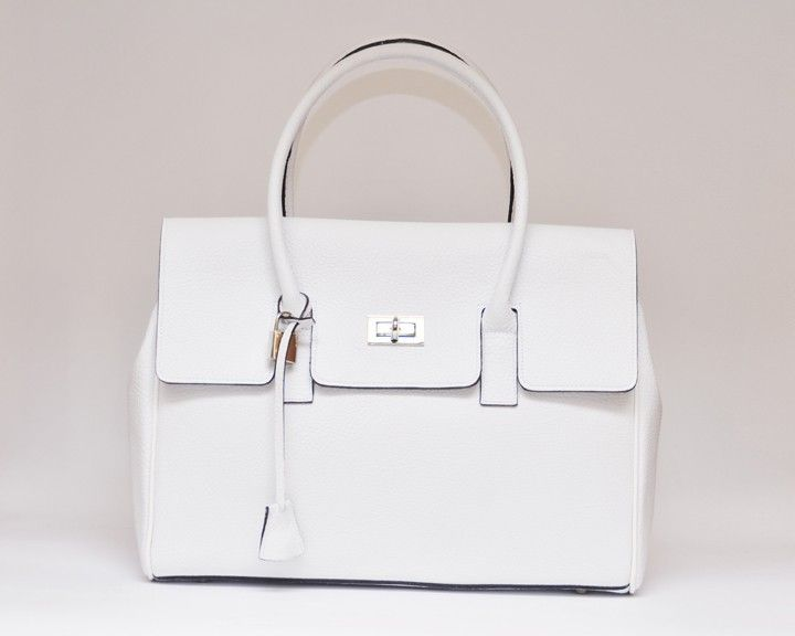 Handbag White | Luggage And Suitcases